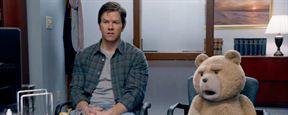 Bande-annonce Ted 2 : l'ours en peluche est déchaîné !