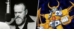 Orson Welles dans Transformers ? Si, si !