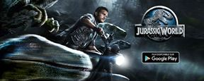 Jurassic World : sans dinosaure dans un making-of, avec dinosaures sur GooglePlay ! [SPONSORISE]
