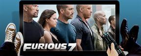 """Ce soir à la télé : on mate """"Fast & Furious 7"""" et """"A la recherche du bonheur"""""""