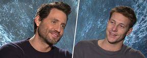 Point Break : Edgar Ramirez et Luke Bracey présentent le remake