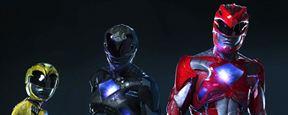 Power Rangers: voilà à quoi ressemblent les armures des héros !