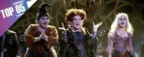 Le Top 5 des sorcières cool au cinéma