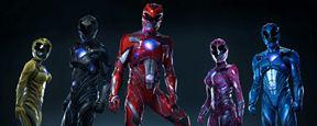 Power Rangers : jusqu'à 7 films prévus pour le reboot ?
