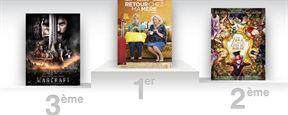 Box office France : indéboulonnable Retour chez ma mère !