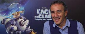 """""""L'Âge de Glace : les Lois de l'Univers"""" : rencontre avec l'équipe du film"""