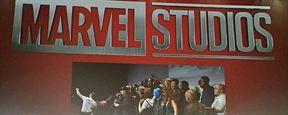 Comic-Con 2016 : Chris Pratt, Brie Larson, Benedict Cumberbatch... posent pour le super-selfie de Marvel