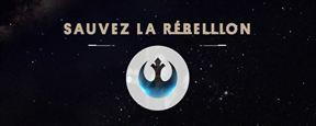 Rejoignez les rangs de l'alliance rebelle de Rogue One et partez en mission sauvetage contre l'Empire !