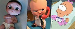 Baby Boss, Les Simpson, Vaiana... 20 bébés de l'animation !