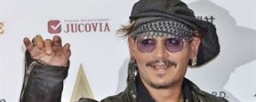 Johnny Depp : sa visite surprise à Disneyland dans l'attraction Pirates des Caraïbes !