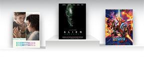 Box-office US : crier... ou rire ? Alien et les Gardiens au coude à coude