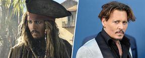 Pirates des Caraïbes : Les acteurs avec et sans le costume