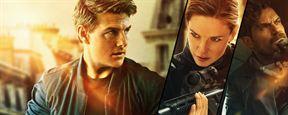 Mission Impossible : Tom Cruise et ses partenaires posent sur les affiches-personnages crépusculaires de Fallout