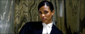 3 questions &#224; Freema Agyeman