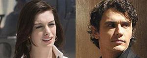 James Franco et Anne Hathaway animeront les Oscars
