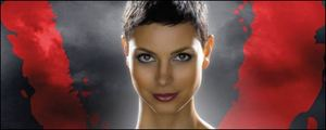 """V"" : l'interview de Morena Baccarin"