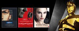 """Oscars 2011 : la voix royale pour """"Le Discours d'un roi"""""""