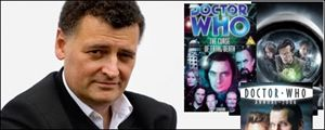 Steven Moffat, le v&#233;ritable &quot;Doctor Who&quot;