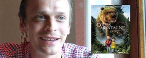 """""""L'Ours Montagne"""": rencontre avec Esben Toft Jacobsen [VIDEO]"""