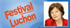 15ème Festival des Créations télévisuelles de Luchon : la Présidente du Jury 2013