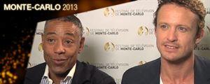 "Monte-Carlo 2013 : ""Revolution"" vu par Giancarlo Esposito & David Lyons"