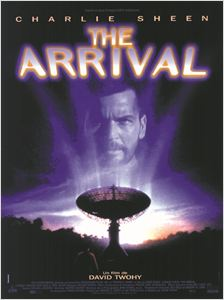 The Arrival affiche