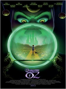 Legends of Oz: Dorothy's Return affiche