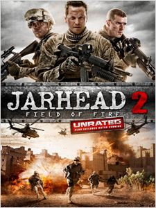Jarhead 2: Field of Fire affiche
