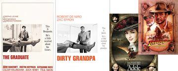Ces affiches qui rendent hommage à d'autres films cultes