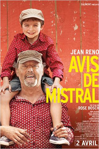 Avis de mistral en streaming