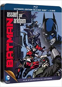 Batman: Assault on Arkham en streaming