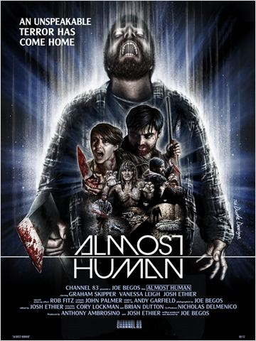 Almost Human en streaming