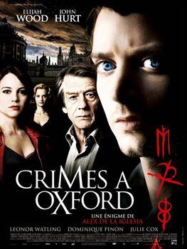 Crimes à Oxford