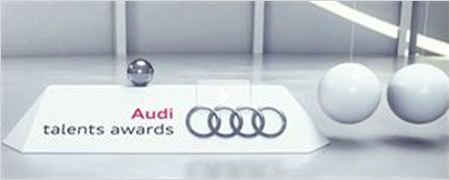 Audi talents awards 2013 &#8211; Les finalistes d&#233;voil&#233;s !