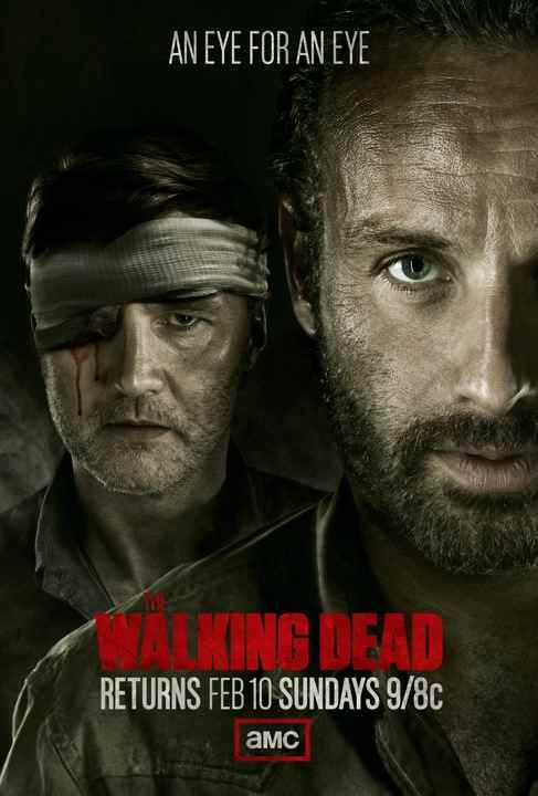 Affiche (autres) - SERIE - The Walking Dead : 7330