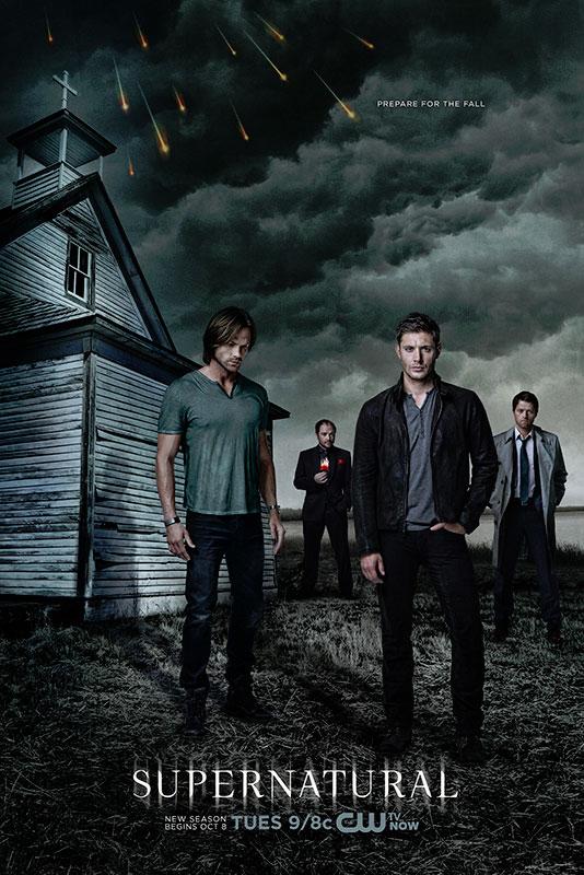 Supernatural - Season 9 - Affiche