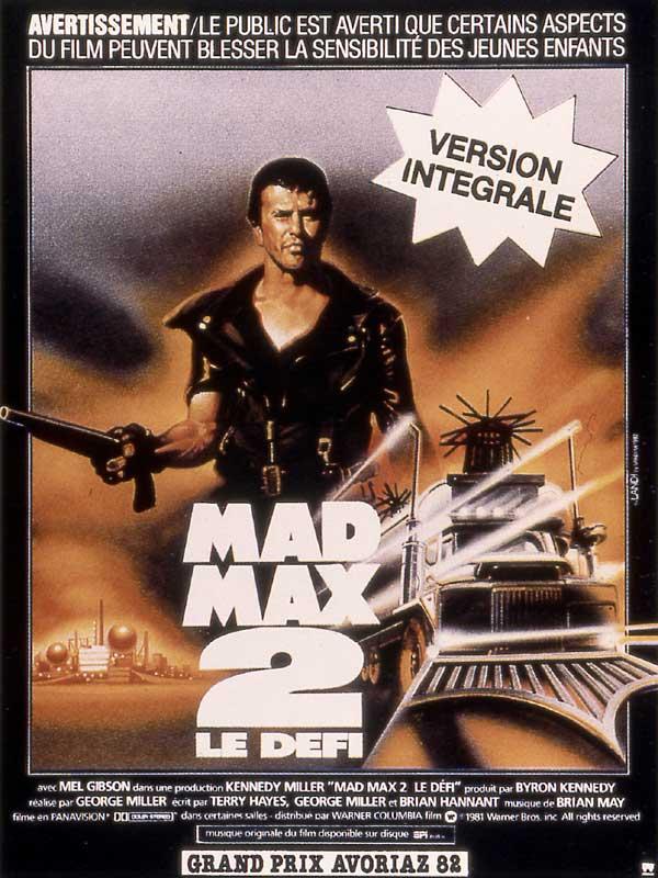 Mad Max 2 [Multilangues][Bluray 1080p]