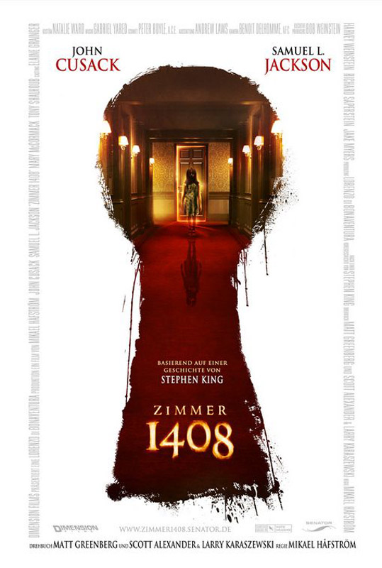Chambre 1408 [Multilangues][Bluray 1080p]