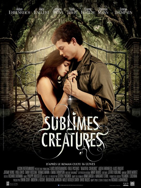 [MULTI]  Beautiful Creatures  [BDRip] [TRUEFRENCH] 1CD