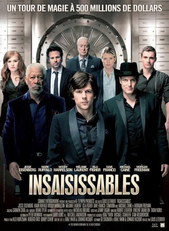 Insaisissables [Multilangues][DVD-R]