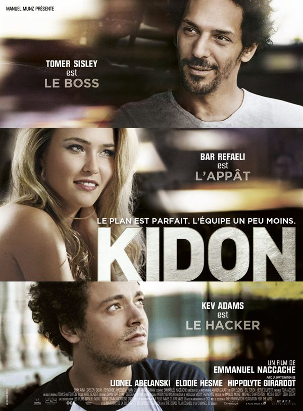 Kidon en streaming