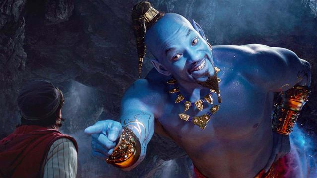 Will Smith & Dj Khaled : leur collaboration pour le film Aladdin ! [Son]