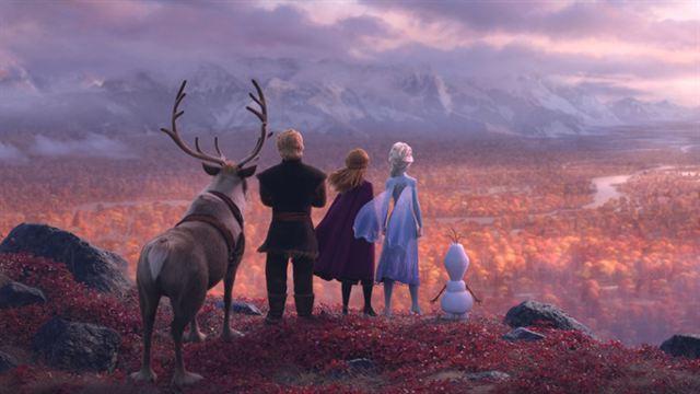 Une toute nouvelle bande-annonce pour La Reine des Neiges 2