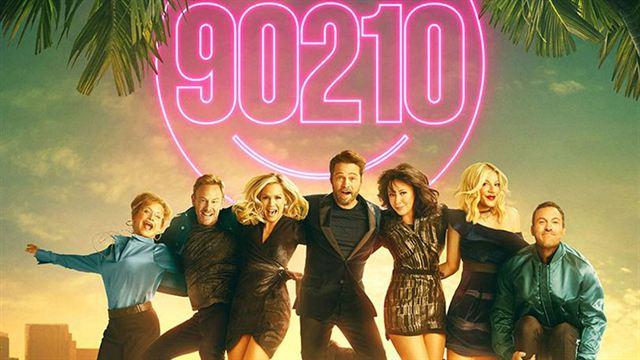BH90210 (TMC) Brendon, Kelly, Steve... Ils sont de retour — Beverly Hills