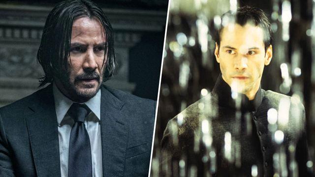 Cinéma : Matrix 4 et John Wick 4 sortiront le même jour