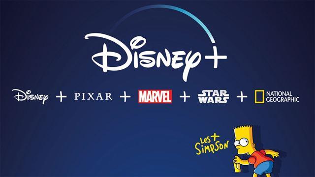 Un court inédit des Simpson arrive aujourd'hui sur Disney Plus