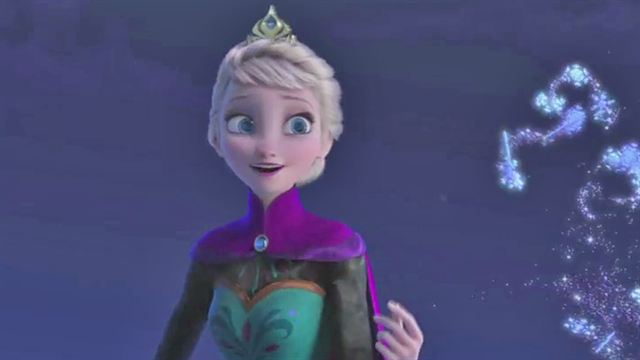 Vid o de la reine des neiges la reine des neiges extrait lib r e d livr e en 25 langues - La reine des neiges film gratuit ...