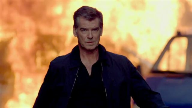 The November Man Bande-annonce VO