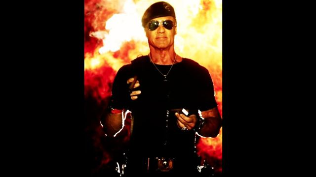 expendables 3 le motion poster avec sylvester stallone