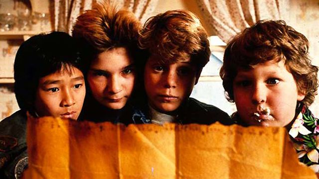 Les Goonies Bande-annonce (2) VF